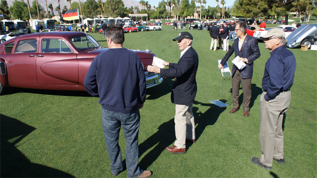 Paul Merrigan Founder and Producer Desert Classic Concours