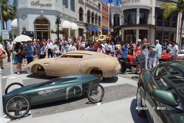 Rodeo Drive Concours D Elegance June 16 2013 Special Car