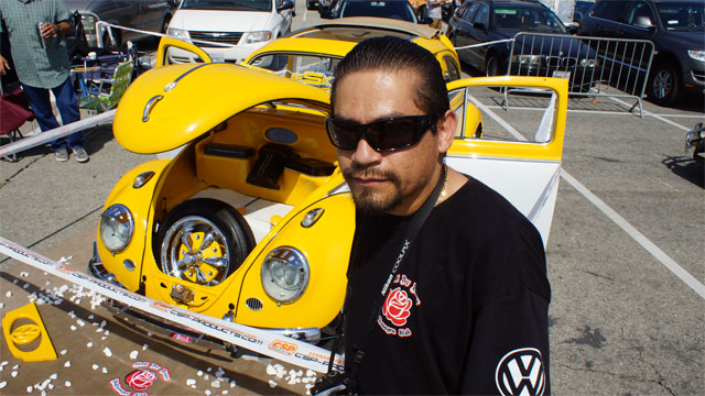 Manuel Jimenez 1961 VW Bug Bug-In 38