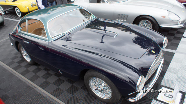 1951 Ferrari 212 Export - Jesse Alexander Outstanding Sports Car & Best of Show Sport Awards Greystone Concours