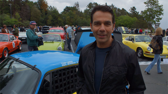 Car Racer Tomy Drissi Greystone Concours d'Elegance