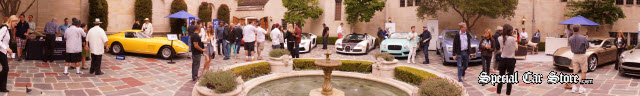 Greystone Mansion Concours d'Elgance