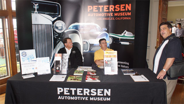 Petersen at Greystone Mansion Concours d'Elegance: