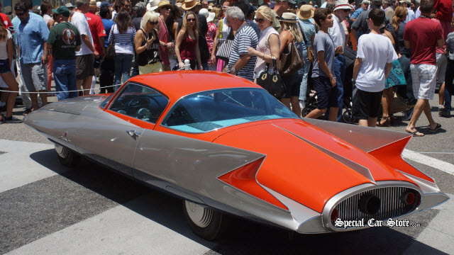 1954 Ghia Gilda - Best of Show Rodeo Drive Concours d'Elegance