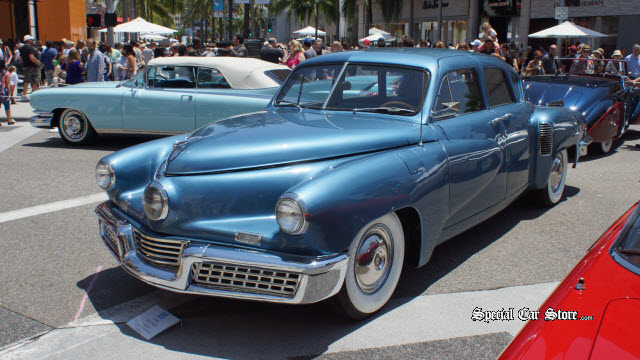 1948 Tucker - Chairman's Award Rodeo Drive Concours d'Elegance