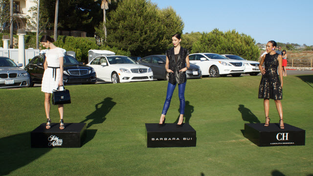 Fashion Presentation Dana Point Concours d'Elegance