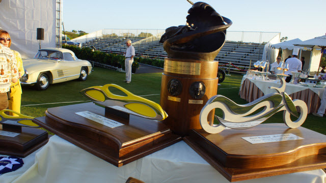 Awards Reception Dana Point Concours d'Elegance