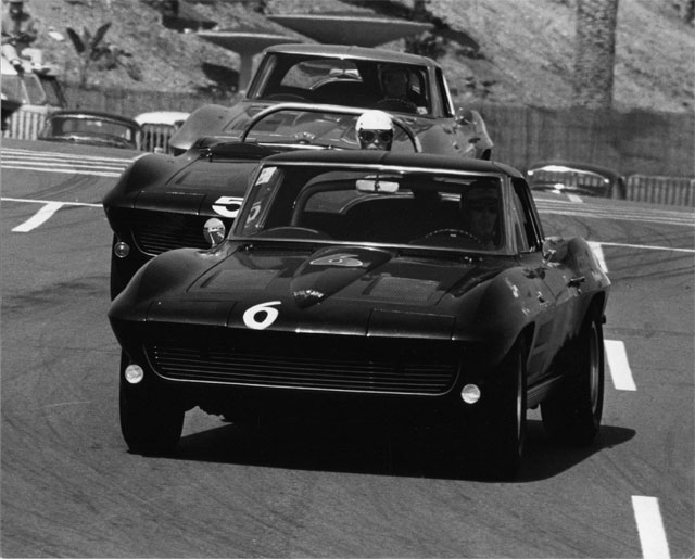 Celebrate Corvette's 60 Years at Sonoma Raceway