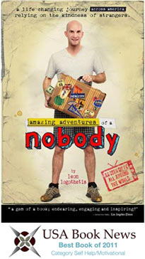 amazing adventures of a nobody by Leon Logothetis