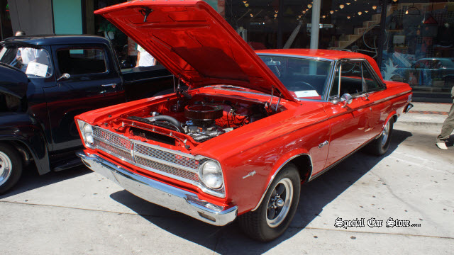 1964 Plymouth Satellite Downtown Burbank Car Classic