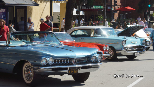 Classic Cars Downtown Burbank Car Classic 2013