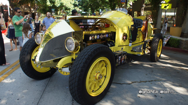 1919 La Bestoni Beast Downtown Burbank Car Classic 2013