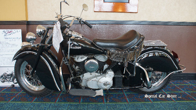 1946 Indian Chief  Auctions America California