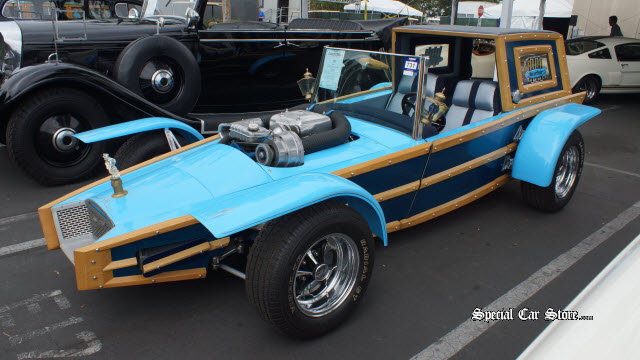 1964 Calico Surfer Custom Auctions America California