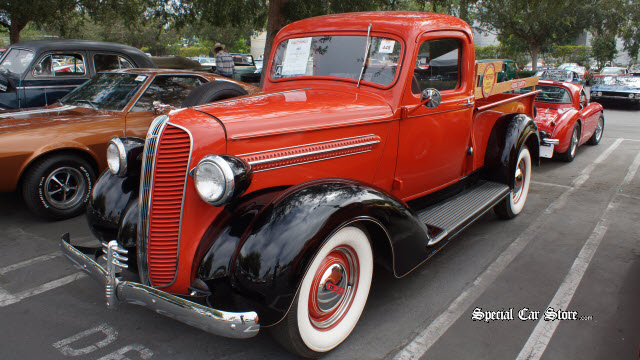 1937 Dodge D-5 1/2 Ton Auctions America California