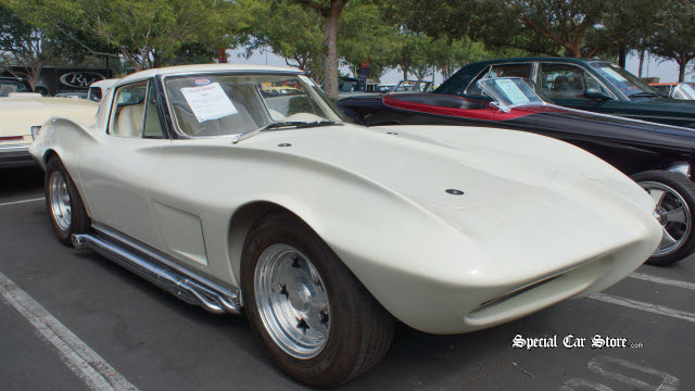 "1963 Chevrolet Corvette ""Outer Limits"" Auctions America California"