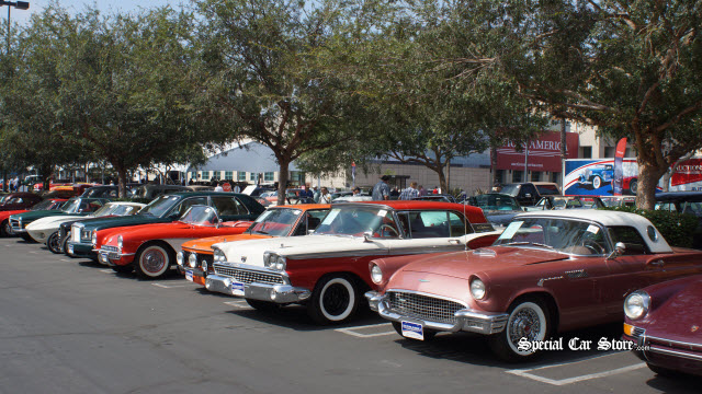 Lot 500 Row Auctions America California at the Mariott