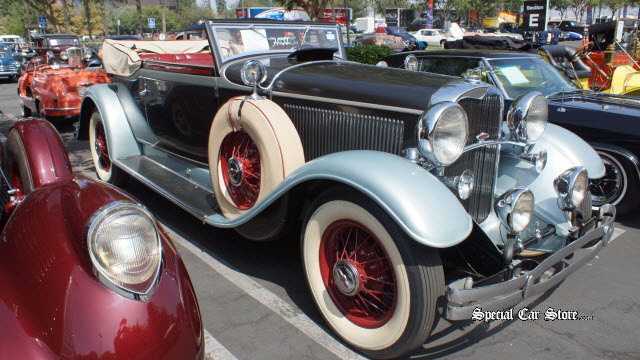1931 Lincoln Model K Auctions America California