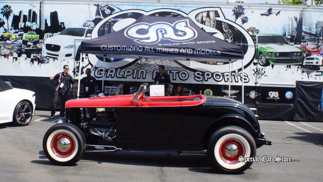 "1932 Ford ""Deuce"" Roadster Auctions America California at the Mariott"