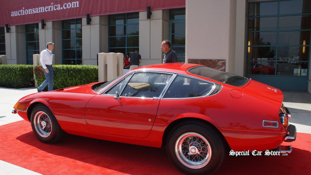 1971 Ferrari 365 GTB/4 Daytona Auctions America California