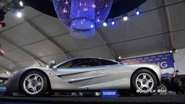 1997 McLaren F1 Gooding and Company 2013 Pebble Beach