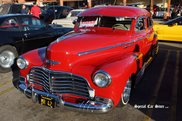 1942 Fleetline Chevy - Bob's Big Boy Car Classic Preview