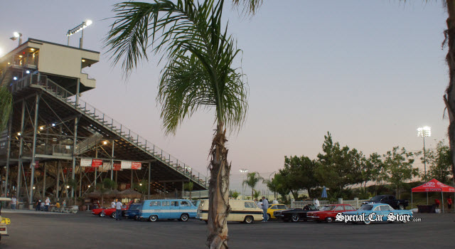 Classic Corvairs Irwindale Speedway
