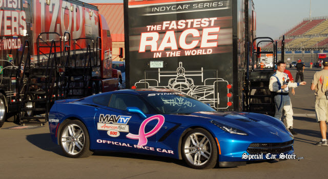 Chevrolet Official Pace Car MAVTV 500 Indycar World Championship: Results