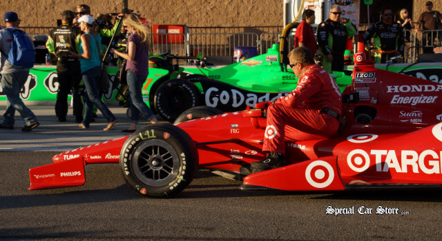 Target Chip Ganassi Racing MAVTV 500 Indycar World Championship: Results