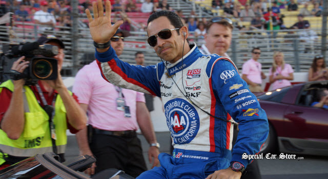 Helio Castroneves #3 MAVTV 500 Indycar World Championship: Results