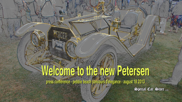 Welcome to the New Petersen
