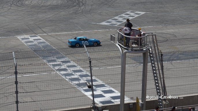 NASCAR Stock Cars at Irwindale Speedway